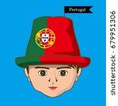 vector of  international flags... | Shutterstock .eps vector #679951306