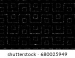 grunge background of black and... | Shutterstock . vector #680025949