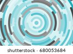 minimalistic abstract line...   Shutterstock .eps vector #680053684