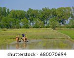 hpa an  myanmar   feb 10  2016... | Shutterstock . vector #680070694