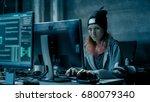 Nonconformist Teenage Hacker...