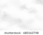 abstract halftone dotted... | Shutterstock .eps vector #680163748