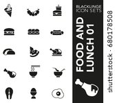 professional black and white... | Shutterstock .eps vector #680178508