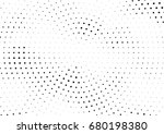 abstract halftone dotted... | Shutterstock .eps vector #680198380