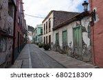 street from san sebastian de la ... | Shutterstock . vector #680218309