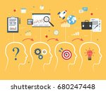 illustration of people ... | Shutterstock .eps vector #680247448