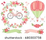 Vector Romantic Set Includes...