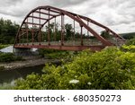 a landscape view of the... | Shutterstock . vector #680350273