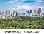 urban landscape | Shutterstock . vector #680362600