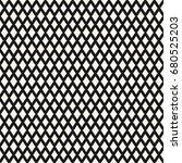 diamonds seamless pattern.... | Shutterstock .eps vector #680525203