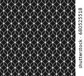 vector seamless pattern in... | Shutterstock .eps vector #680525518