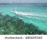nassau  bahamas beaches | Shutterstock . vector #680605360