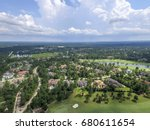 Aerial View From The Woodlands...