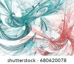 abstract background. design... | Shutterstock . vector #680620078
