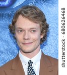 Small photo of LOS ANGELES - JUL 12: Alfie Allen arrives for the Season 8 premiere of HBO's 'Game of Thrones' on July 12, 2017 in Los Angeles, CA