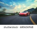 beijing   june 8  2017  ferrari ... | Shutterstock . vector #680636968
