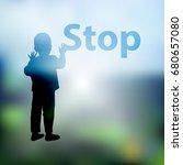 Stop Gently Children Violence....