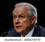 us. attorney general jeff... | Shutterstock . vector #680676970