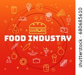 food industry concept....