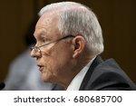 us. attorney general jeff... | Shutterstock . vector #680685700