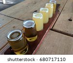 Six Ipa Craft Beers In 4 Ounce...
