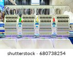textile   professional and... | Shutterstock . vector #680738254
