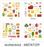 nutrient starters ...   Shutterstock .eps vector #680767159