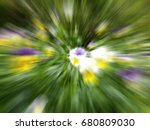 Redial Blur Style Colorful For...