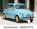 san pellegrino terme  italy  16 ... | Shutterstock . vector #680823970