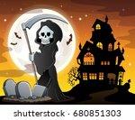 Grim Reaper Theme Image 6  ...