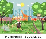 stock vector illustration... | Shutterstock .eps vector #680852710