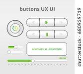vector ui design elements