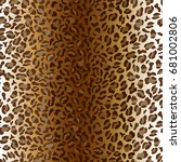 Seamless Jaguar Pattern 2