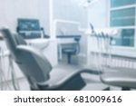 dentist office  dental hygiene  ... | Shutterstock . vector #681009616