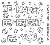 Inspirational Coloring Page....