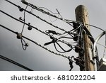 Power Lines. Electricity...