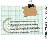 note   Shutterstock .eps vector #68102461