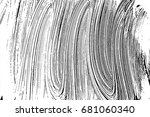 grunge soap texture invert.... | Shutterstock .eps vector #681060340