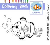 Coloring Page Of Happy...