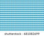 horizontal oktoberfest... | Shutterstock .eps vector #681082699