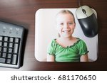 Personalised Mousepad With...
