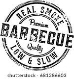 Barbecue Vintage Restaurant...