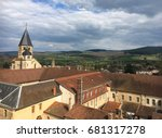 The Old Church Of Abbaye  Clun...