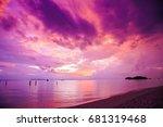 A Beautiful Sunrise At Koh Lip...