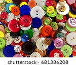 Colorful Button Assortment...