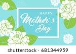 Happy Mother's Day Vector...