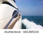luxury cruiser   Shutterstock . vector #681385210