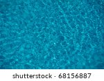 Swimming Pool Pattern From Top
