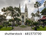 guayaquil  ecuador   january 21 ...   Shutterstock . vector #681573730