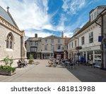 newport  isle of wight  uk.... | Shutterstock . vector #681813988